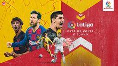 A LaLiga Santander, uma das mais emblemáticas e competitivas ligas do planeta, está de volta à ELEVEN SPORTS já no próximo dia 11 de Junho. ... Lego Ninjago, Real Madrid, Sport Tv, Derby, Photoshop Design, Baseball Cards, Movie Posters, Movies, Match Schedule
