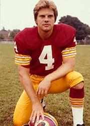 Mike Bragg Washington Redskins 1968-79 and Baltimore Colts 1980.