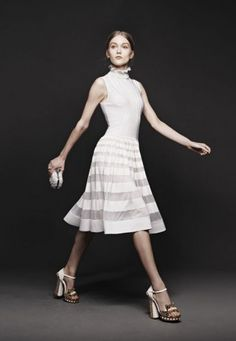 Alexander McQueen Fall 2013 Lookbook - Fashion | Popbee