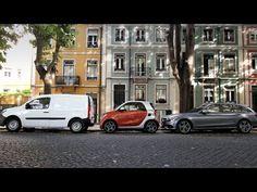 Smart réduit la taille des voitures pour mieux vous aider à vous garer | Creapills : média et moteur de recherche d'idées créatives