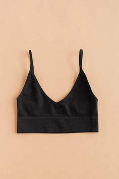 Second best next to wearing nothing at all! Whether you're a homebody or not, wear her with comfort all day long! Stretchy Ribbed Material V-Neck with Low-Cut Open Back Nylon, Spandex Imported Suggested Cup Sizing: Small: Medium: Large: Love Street Apparel, All Or Nothing, Minimal Chic, 34c, Clothing Items, Capsule Wardrobe, Going Out, Underwear, Womens Fashion