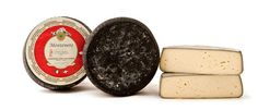 Formaggio Montenero - a black and white sweetness from Piemonte