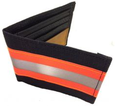 Bunker Gear Wallet-BiFold | The Fire Center