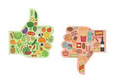 Healthy And Unhealthy Food Activities Kids _ Healthy Unhealthy Food Activities - Gesunde Snacks & Kalorienarme Snacks Healthy And Unhealthy Food, Healthy Kids, Healthy Recipes, Healthy Eating, Healthy Junk, Junk Food, Ayurveda, Microscopic Colitis, Hashimoto