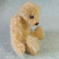 Reggie teddy bear