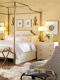 Bedroom chic