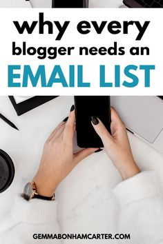 As a blogger, forming a connection with your readers and subscribers is vital. Email lists are having a moment, and as a blogger I'm sure you've read over and over again that you *NEED* to have one. Find out why, how to build a strong email list, and how to use it to grow your blog and build your business. #blogging #blogger #emailmarketing #passiveincome Email Marketing Design, Email Marketing Strategy, Affiliate Marketing, Email List, Blogging For Beginners, Make Money Blogging, Connection, Strong, Wordpress Plugins