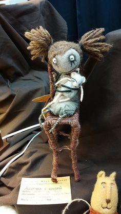 """Фото с выставки """"Искусство Куклы"""" в Гостинном Дворе"""
