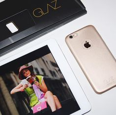 Welch schöner goldener Schimmer überzieht das iPhone.  Bildquelle: Instagram blairwaldorfs https://www.instagram.com/p/9oVGQdAMDA/