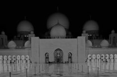 Sheikh Zayed Grand Mosque - Abu Dhabi. by Prashant Naik on 500px