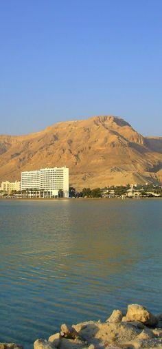 Israel - Dead Sea - Ein Bokek