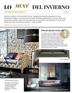Sofas Chesters Windsor De Arketipo Y Chestermoon
