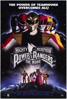 Mighty Morphin Power Rangers: The Movie (1995)