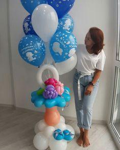 Balloons XXL Belly Button Birthday