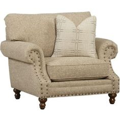 Living Rooms, Hamilton Matching Chair, Living Rooms | Havertys Furniture