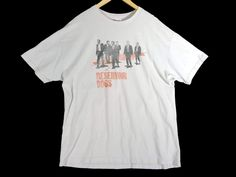 Vintage 1991 Resevoir Dogs Movie T-Shirt - XL - Quentin Tarantino - 90s Clothing - Faded - Cult Movie Tee - Vintage Tee - Vintage Clothing - by BLACKMAGIKA on Etsy