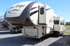2015 New Forest River Blue Ridge 3715BH Fifth Wheel in North Carolina NC.Recreational Vehicle, rv,