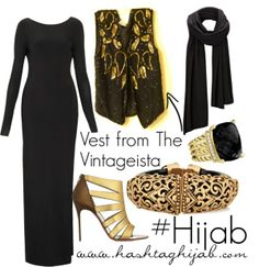 Hashtag Hijab Outfit #113