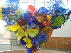 Chihuly colors are beautiful