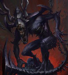 Demon Monstrosity