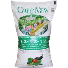 As you're preparing the soil for planting vegetables, apply 12-12-12 unless otherwise directed by a soil test. For some organic options, see this article - http://www.motherearthnews.com/organic-gardening/organic-fertilizers-zmaz08amzmcc