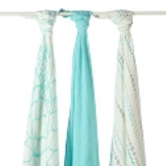 Aden and Anias Swaddle Blankets
