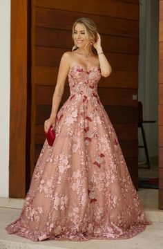 Luxury Dress, Bridal Dresses, Beautiful Dresses, Ball Gowns, Girl Fashion, Party Dress, Prom, Style Inspiration, Bride