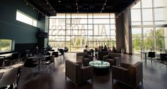 Lounge - Foyer - Healing Place Church (Baton Rouge, LA)