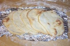 How to make homemade pita bread in about an hour - plus pita chips and scrumptious pita pizzas.
