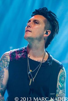 Synyster Gates 2014 Hairstyle