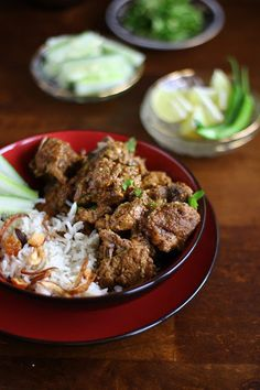 Mutton Roganjosh - North Indian Lamb Curry