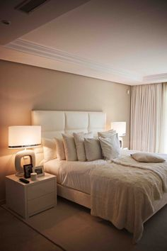 Feng Shui Bedroom - Neutrals Relaxing Bedroom -Feng Shui Design Your Bedroom with a Professional Consultation at the link.