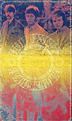 Psychedelic Postcards, Grande Ballroom, Detroit 1967/68 - Retronaut