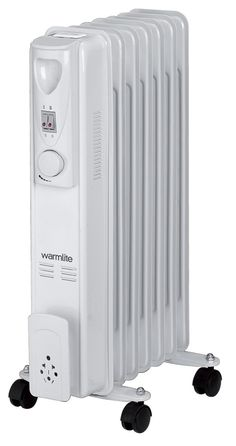 Looking for Warmlite Oil filled Radiator - The perfect product to keeps your home warm with its own thermostat without turning on the central heating
