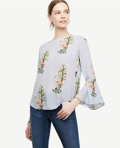 Primary Image of Petite Paradise Blouse