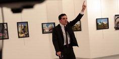 Τούρκος αστυνομικός στις ειδικές δυνάμεις της Άγκυρας ο δολοφόνος του Ρώσου Πρέσβη   Βίντεο