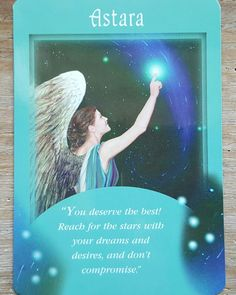 You do deserve the best, so don't settle for less! You aren't being selfish,  the more you have,  the more you can give to others.   You deserve happiness,  so ask the angels to help you achieve your dreams, follow their guidance, and don't give up or compromise for anything less.   #angels #oracle #guidance #tarot