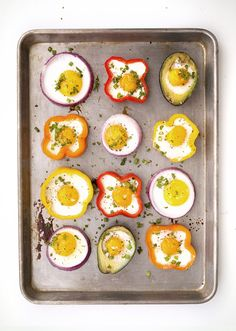 Cook Your Egg in a Vegetable