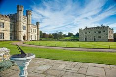 Win an overnight stay in Leeds Castle plus a tour