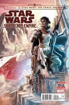 Star Wars: Shattered Empire (2015) Issue #2