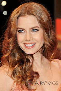 February - 2011 Orange British Academy Film Awards - mq 024 - Amy Adams Fan - The Gallery Best Human Hair Wigs, 100 Human Hair, Hailey Baldwin, Celebrity Hairstyles, Wig Hairstyles, Long Auburn Hair, Actress Amy Adams, Beautiful Redhead, Ginger Hair
