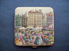 Colourful & Detail Maria Stransky Petite Point Compact