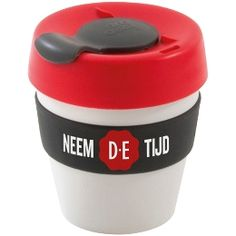 Douwe Egberts Coffee to go mug
