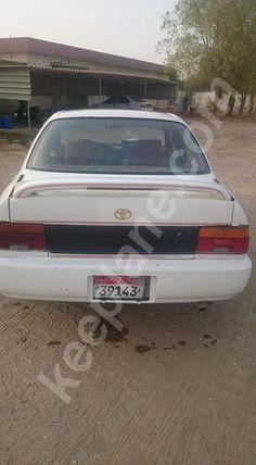 Toyota for sale Al Ain