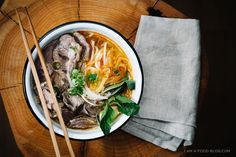 The Spicy Vietnamese Noodle Soup You Never Knew You Loved Recipe Vietnamese Recipes, Asian Recipes, Vietnamese Noodle, Ethnic Recipes, Asian Foods, Bun Bo Hue Recipe, Fun Cooking, Cooking Recipes, Asian Soup