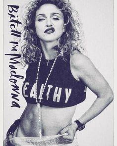 Madonna Looks, Madonna 80s, Madonna Pictures, Geena Davis, Cyndi Lauper, Divas, Celebs, Celebrities, Strike A Pose
