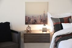 Woodwaves - Google+ Floating Nightstand, Beach House, Rustic, Bed, Google, Table, Furniture, Home Decor, Floating Headboard