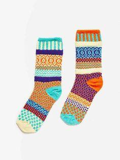Solmate Socks Dawn Crew Sock
