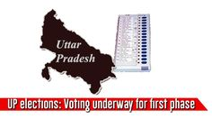 UP elections: Voting underway for first phase