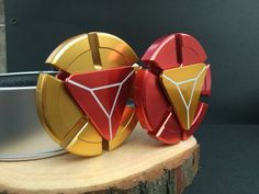 Iron Man Captain America BMW Spinner High Quality